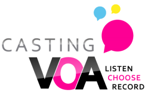 Casting VOA - Voice over talents over 60 languages