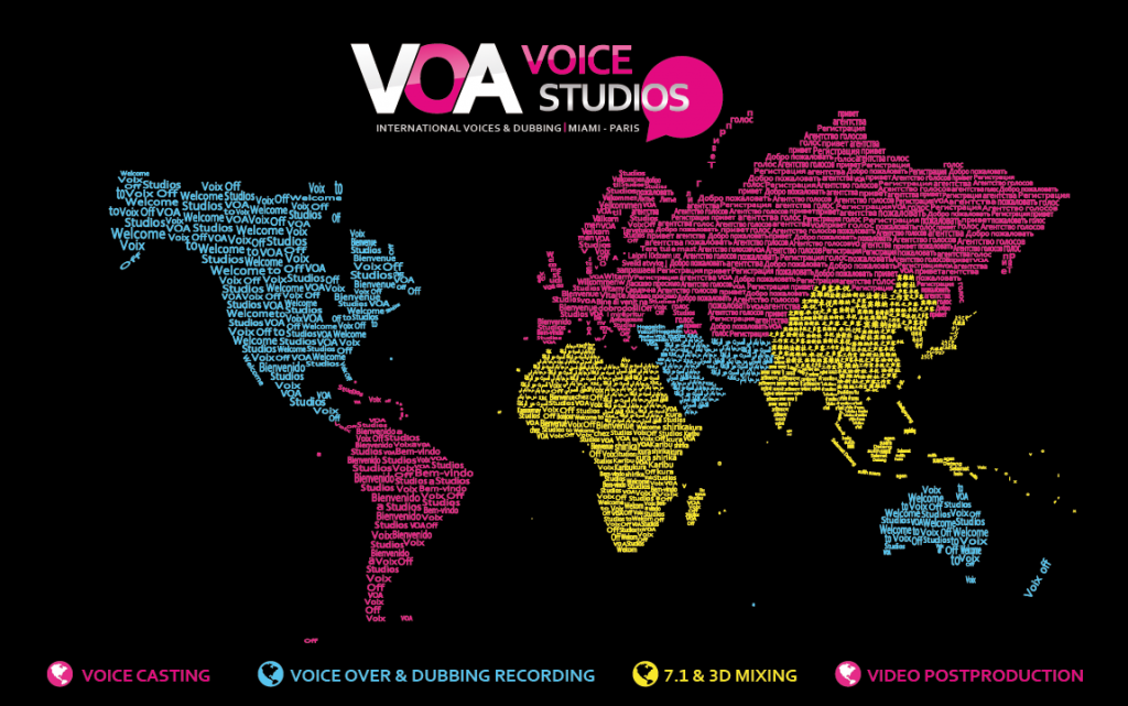 VOA_VOICE OVER AND DUBBING STUDIOS